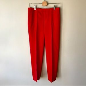 J. Crew Tollegno 1900 Wool Ankle Pant